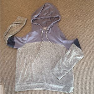 Hippie Rose light hoodie